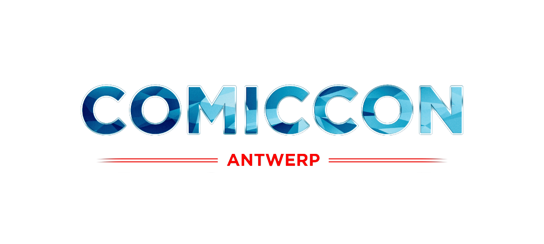 Logo Comic Con Antwerp