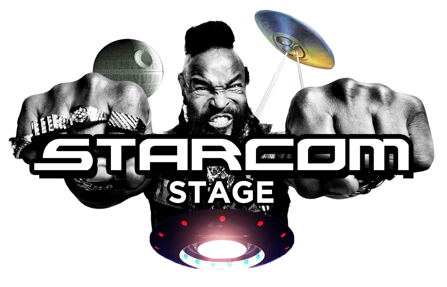Starcom Stage antwerpen
