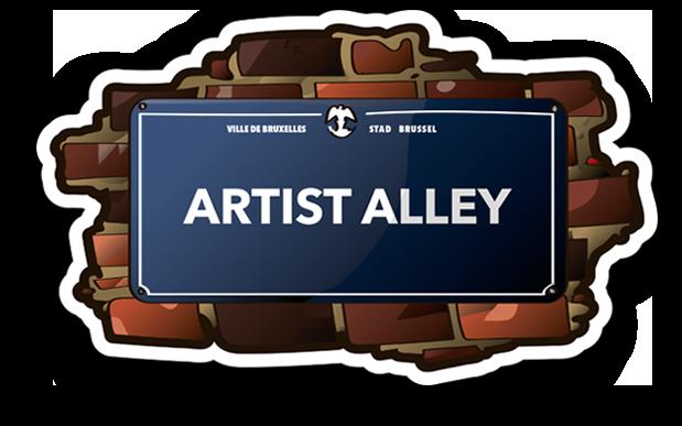 Artist Alley CCA